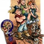 Schatz des Piraten Cover
