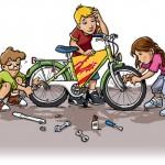 Fahrrad Kids