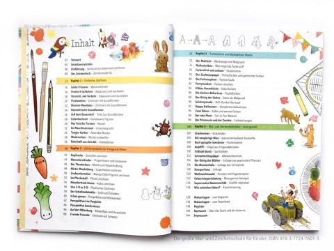 Inhaltsverzeichnis-malschule